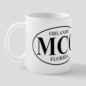 MCO Orlando Mug