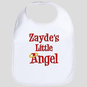 Zayde's Little Angel Bib