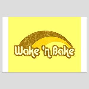 Wake 'n Bake Large Poster