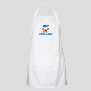 Abby - Little Miss Crabby BBQ Apron