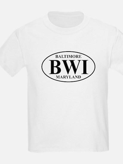 BWI Baltimore T-Shirt