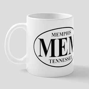 MEM Memphis Mug