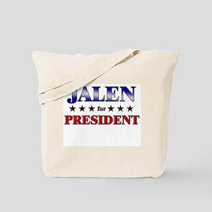 JALEN for president Tote Bag