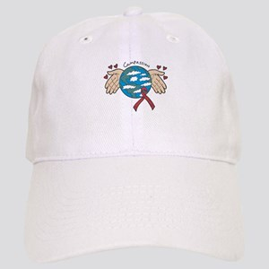 AIDS Awareness & Compassion Cap