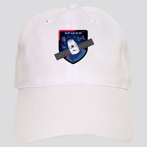 CRS-10 Flight Logo Cap