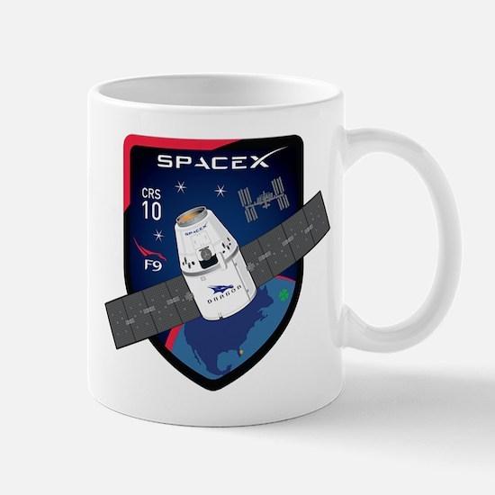 CRS-10 Flight Logo Mug