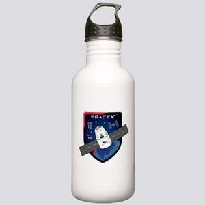 CRS-10 Flight Logo Stainless Water Bottle 1.0L