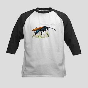Tarantula Hawk Wasp Baseball Jersey