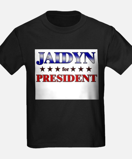 JAIDYN for president T