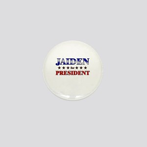 JAIDEN for president Mini Button