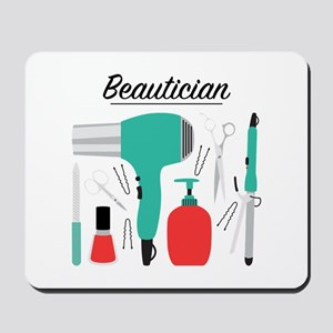 Beautician Mousepad