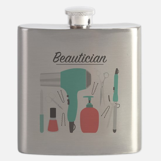 Beautician Flask