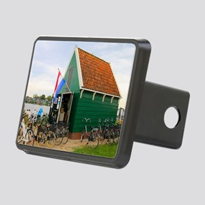 Bicycles, Dutch windmill v Rectangular Hitch Cover