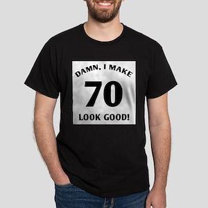 Sexy 70th Birthday Gif T-Shirt