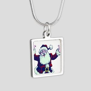 ILY ASL Santa Necklaces