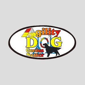 Gordon Setter Agility Patch