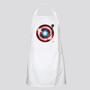 Captain America Vinyl Shield Apron