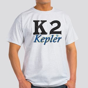 Kepler K2 Mission Logo Light T-Shirt