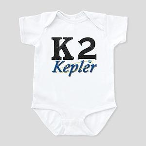 Kepler K2 Mission Logo Infant Bodysuit