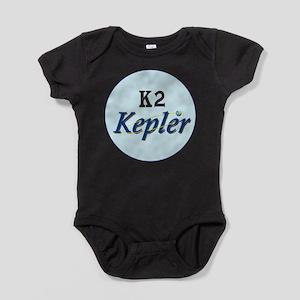 Kepler K2 Mission Logo Baby Bodysuit