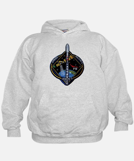 JASON-3 Launch Team Hoodie
