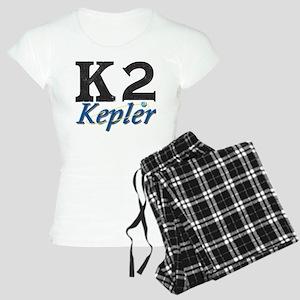Kepler K2 Mission Logo Women's Light Pajamas