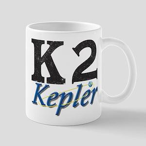 Kepler K2 Mission Logo Mug Mugs