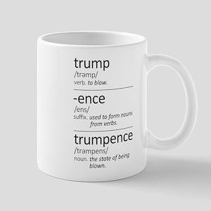 Trumpence Definition Mug