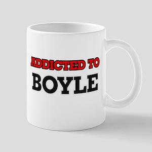 Addicted to Boyle Mugs