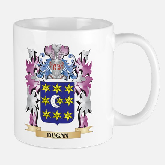Dugan Coat of Arms (Family Crest) Mugs