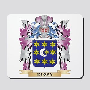 Dugan Coat of Arms (Family Crest) Mousepad