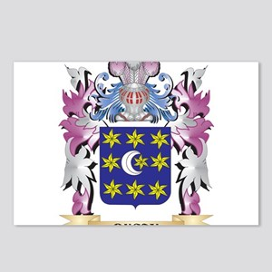 Dugan Coat of Arms (Famil Postcards (Package of 8)