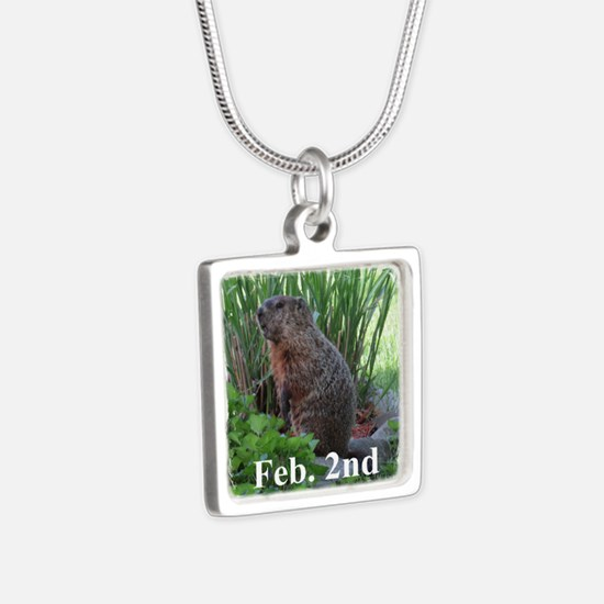 Groundhog Day Necklaces