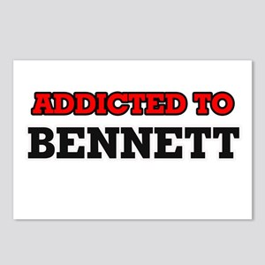 Addicted to Bennett Postcards (Package of 8)