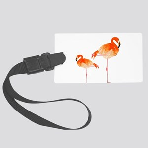 FLAMINGOS Luggage Tag