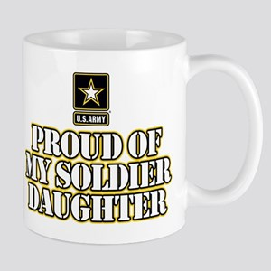 Soldier Daughter Mug