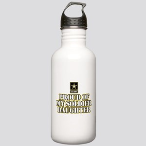 Soldier Daughter Stainless Water Bottle 1.0L