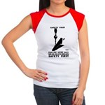 Safety First 1937 Women's Cap Sleeve T-Shirt