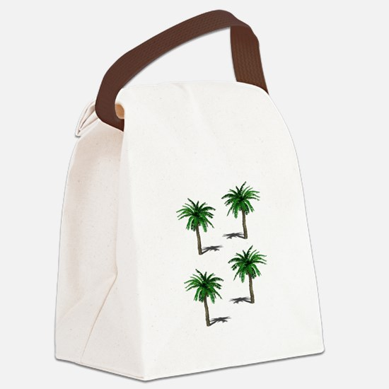 PALMS Canvas Lunch Bag