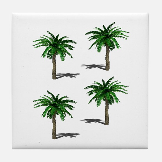 PALMS Tile Coaster