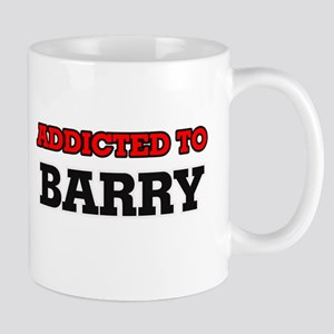 Addicted to Barry Mugs