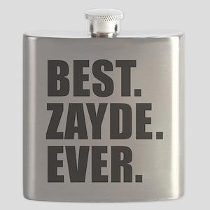 Best Zayde Ever Drinkware Flask