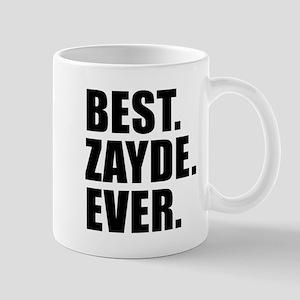 Best Zayde Ever Drinkware Mugs