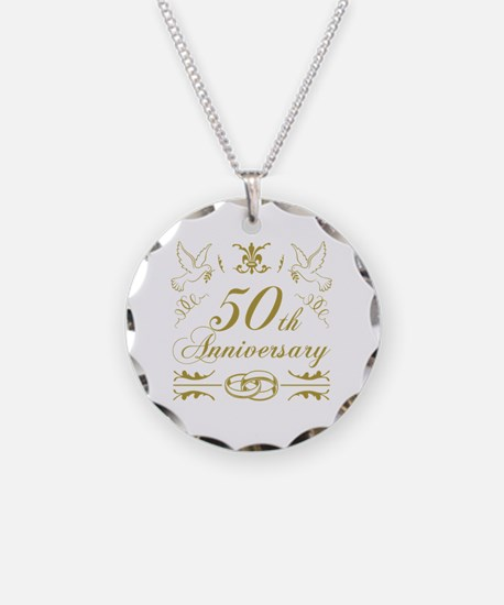 Cute 50th Necklace