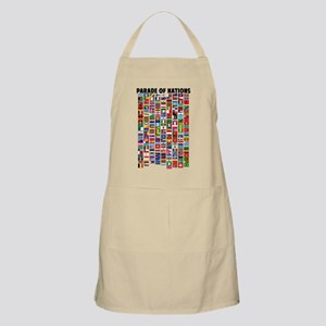 Parade of Nations Apron