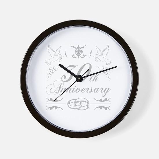 Funny Unique anniversary Wall Clock