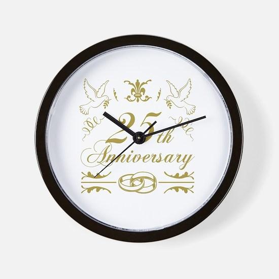 Cool Unique anniversary Wall Clock