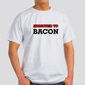 Addicted to Bacon T-Shirt