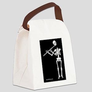 Ghoul Alto Fltue Canvas Lunch Bag