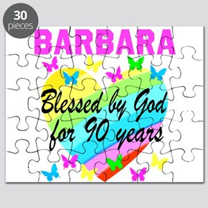 BLESSED 90TH Puzzle